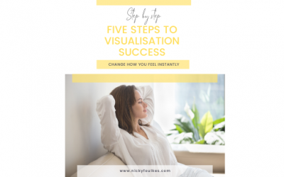 Five steps to visualisation success