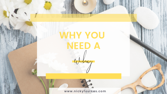 Why you need a why blog image
